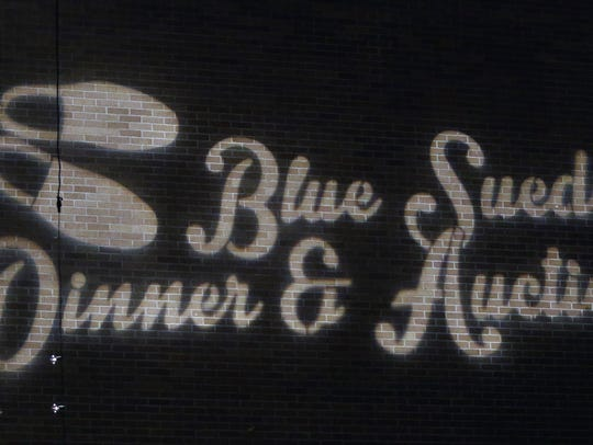 This year's Blue Suede Dinner & Auction will be Feb. 23 at the Carl Perkins Civic Center.