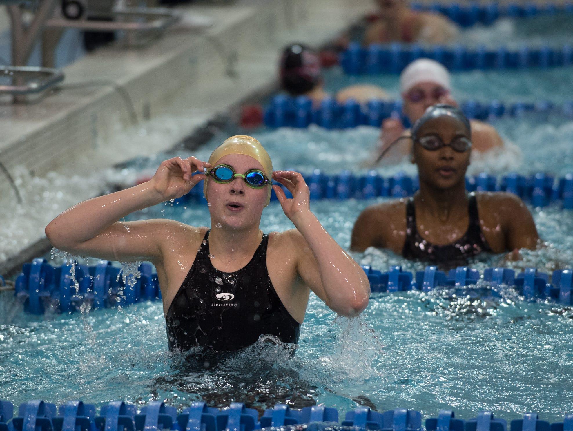 Ursuline Wins First Girls Swimming Title Since 1987 Usa