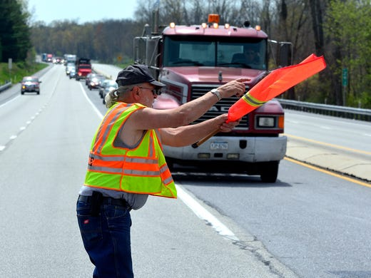Crash shuts Route 15 near Dillsburg for nearly seven hours