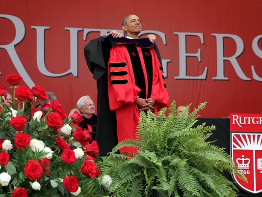 BRI EST 0516 Obama Rutgers main