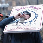 With marijuana legalization likely on ballot, Hash Bash becomes a call to action