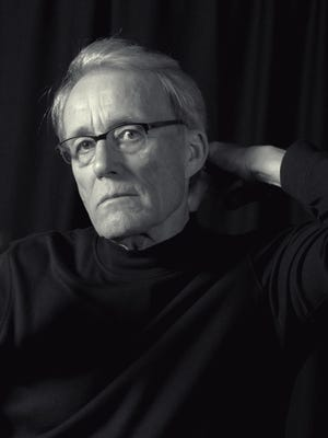 Bill Schaefer, self-portrait.