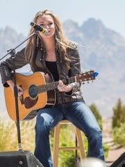 Bri Bagwell will be among performers at this month's Las Cruces Country Music Festival, where you can get a little workout two-stepping between two stages offering  boot-scootin' tunes.