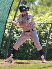 South Plainfield's Mike Stanczak takes a pitch against
