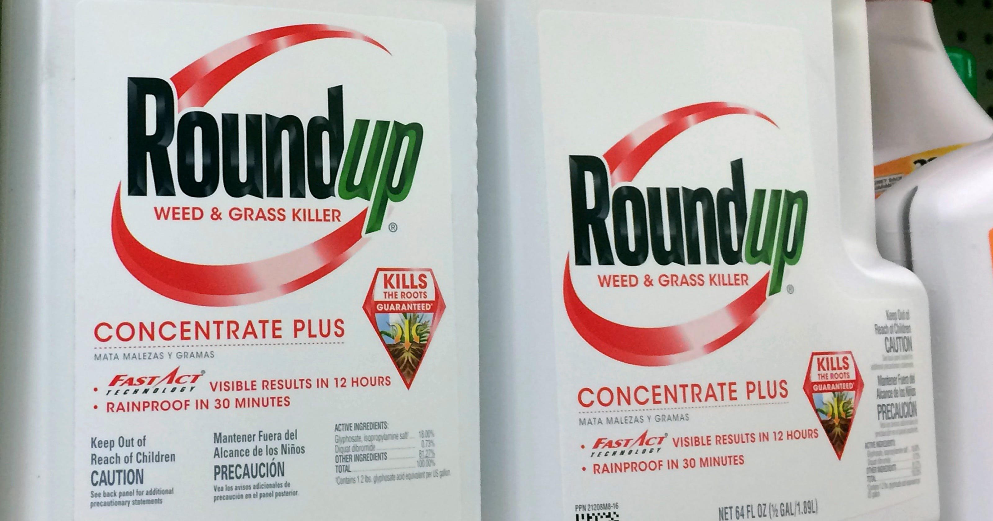 Roundup weed killer was a substantial factor in man's cancer, California jury determines