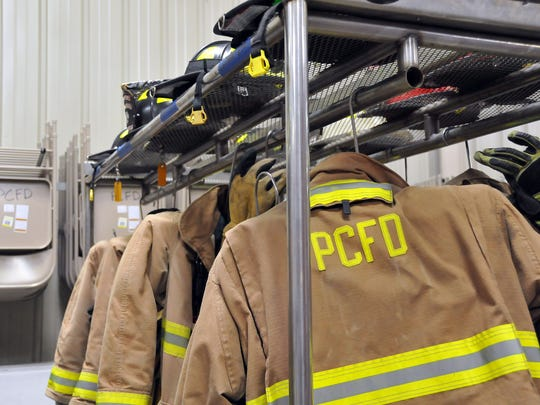 The Port Clinton Fire Department, which has 40 firefighters, has more than 13,000 feet of fire hose to respond to emergencies with.