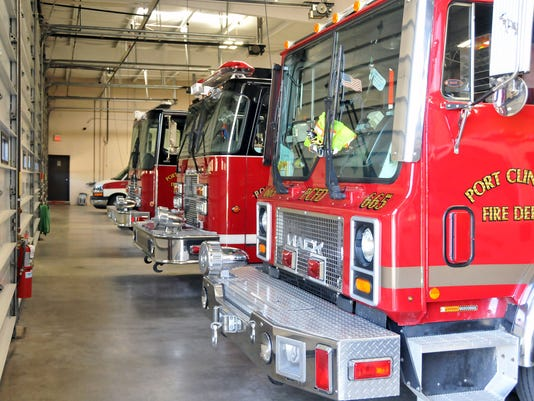 Port Clinton Fire Department getting new truck