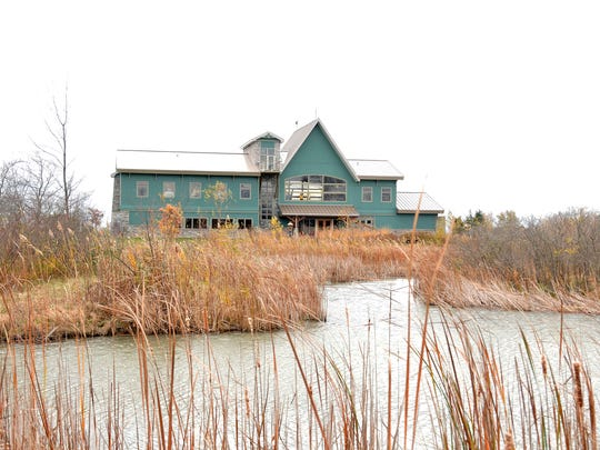The Ottawa National Wildlife Refuge in Oak Harbor.
