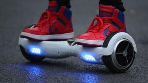 Citing safety hazards, Kean University has banned hoverboards on its campus.