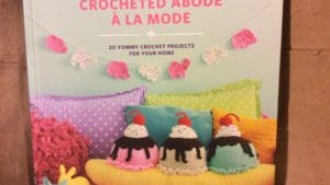 """""""Crocheted Abode a la Mode"""" by Twinkie Chan can transform your home into an ice cream parlor."""