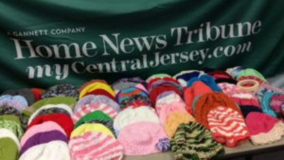 Since my deliveries to JFK and Hunterdon medical centers in June, we have received 77 chemo caps, including the two I made.