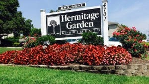 Hermitage Garden Apartments are in Old Hickory near Hermitage.