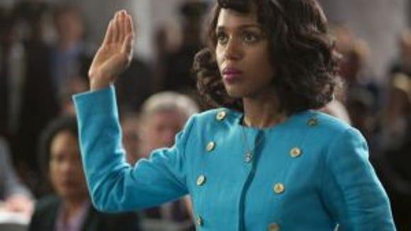 Kerry Washington is Anita Hill in 'Confirmation.' (Photo: Frank Masi, HBO)