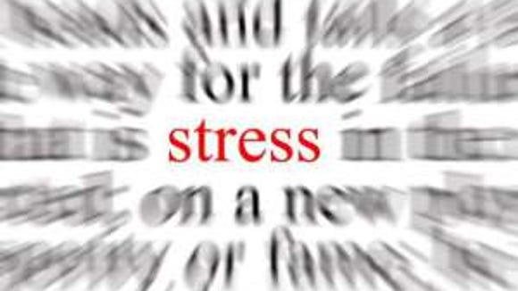 stress in college experts provide tips to cope