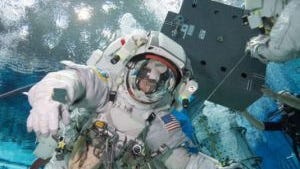 Photo: Bill Brassard, NASA