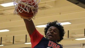 Jalen Green (Photo: USA Basketball)