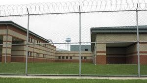 The Portage County Jail is in Shalersville. [Record-Courier file photo0
