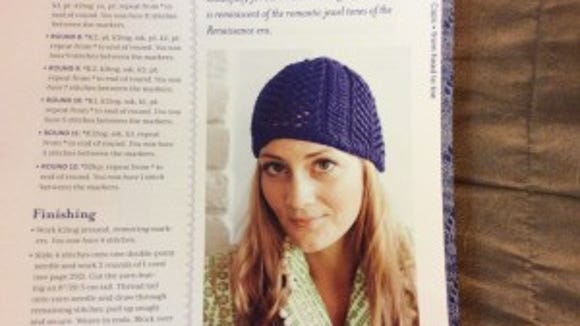 The Twig Lace Cap fits close to the head, which some people like for chemo caps.
