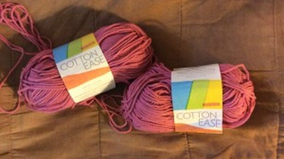 This Lion Brand Cotton Ease will make a lovely couple of hats. What style(s) should I choose?
