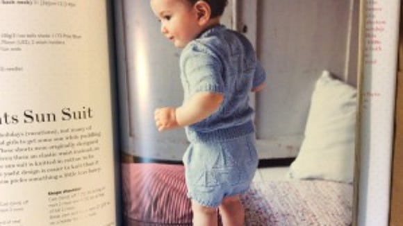 I would have loved this outfit for my son when he was a baby.