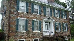 The 1798 Dvoor Farm house is the first stop on your Treasure Hunterdon adventure.