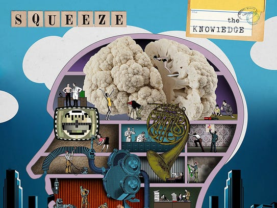 "Squeeze: ""The Knowledge"""