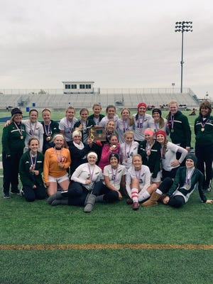 Oak Harbor's girls soccer team advanced to the Division II regional tournament.