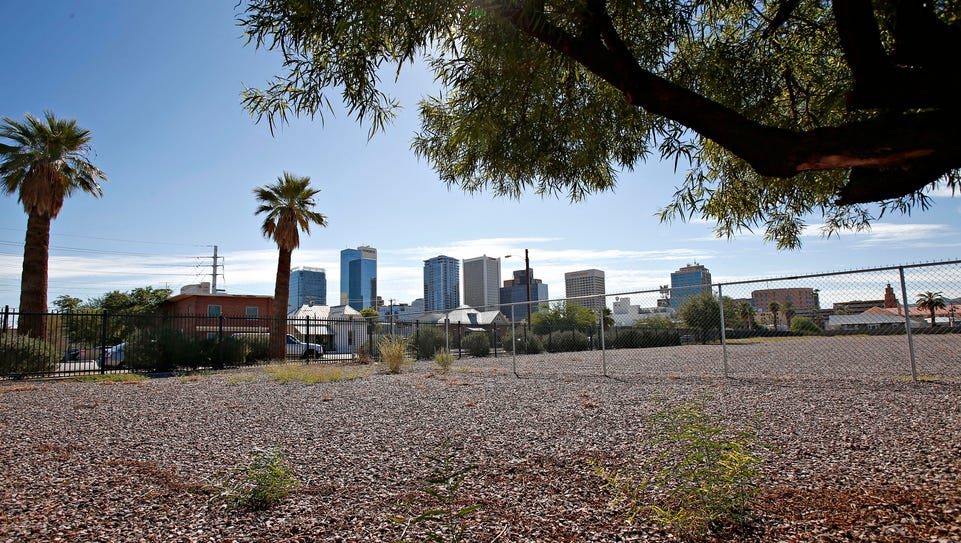 Real-estate developers submitted proposals to buy a