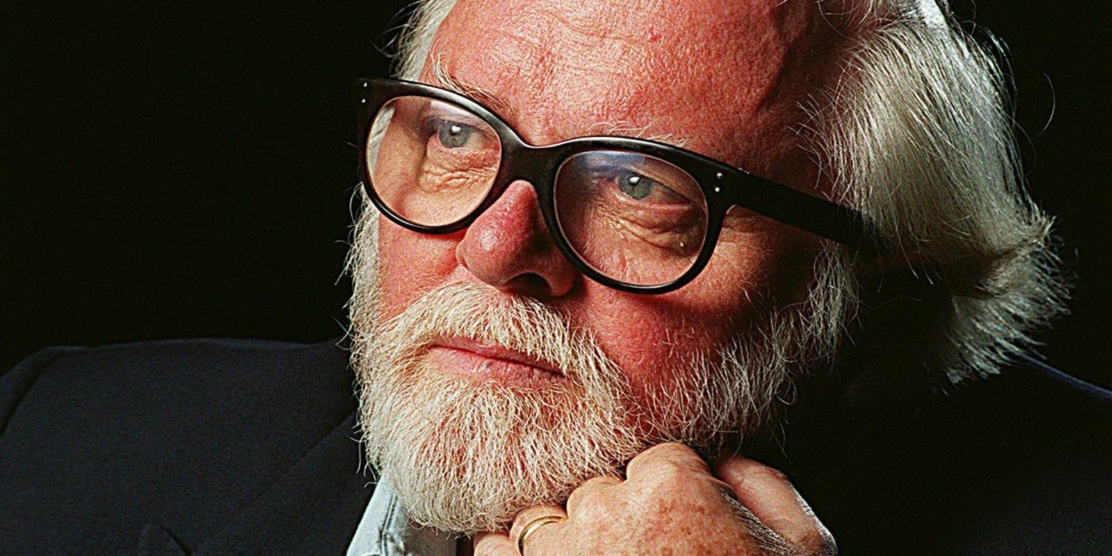 check out 100e2 f0a11 Director Richard Attenborough dies