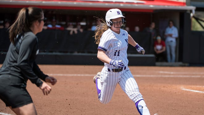 Northwestern freshman Rachel Lewis, a 2017 Lakota East graduate, had a great start to her college career in 2018. Lewis was first-team All-Big Ten and a second-team All-American.