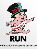 The Evansville Resolution Run will give a portion of its proceeds to Holly's House.