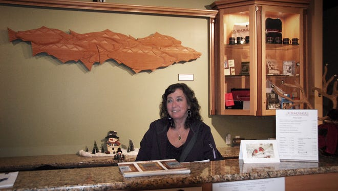 Kathy Cole is the manager of The Confederated Tribes of Grand Ronde?s Chachalu Tribal Museum and Cultural Center.
