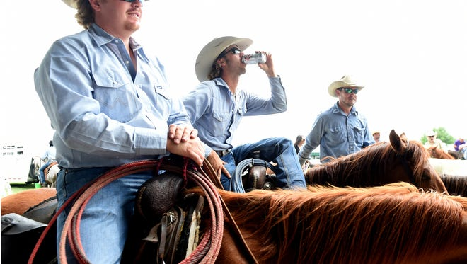 This year's Adams Ranch State Qualifying Genuine Ranch Rodeo is Saturday at the St. Lucie County Fairgrounds in Fort Pierce.
