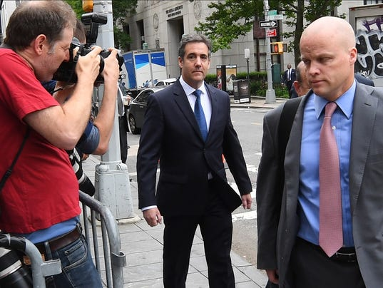 USP NEWS: MICHAEL COHEN HEARING A USA NY