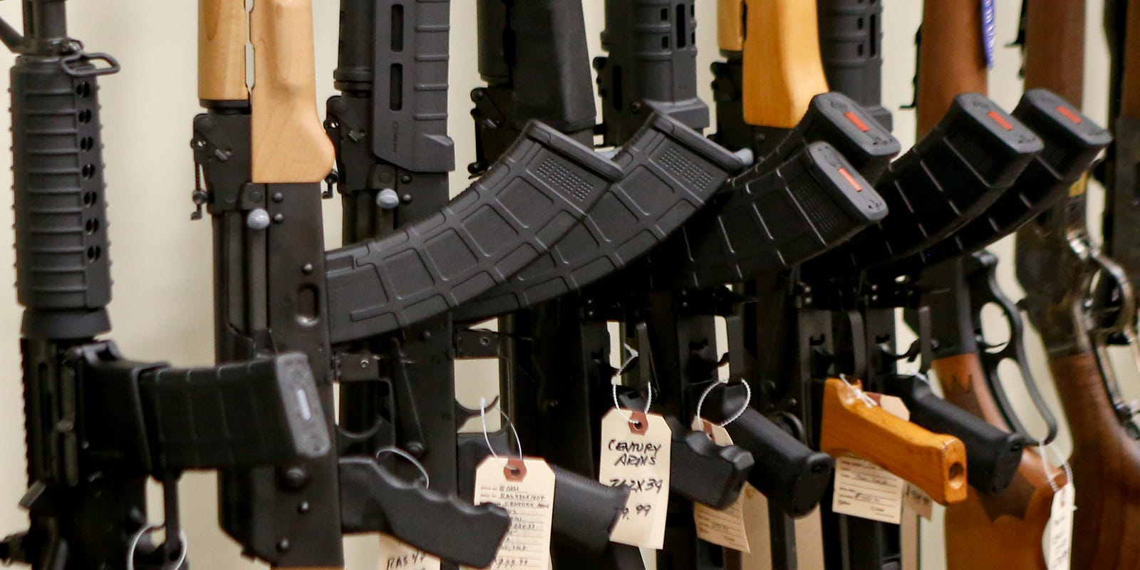 Feds seize guns from Indianapolis firearms shop after months-long investigation, DOJ says