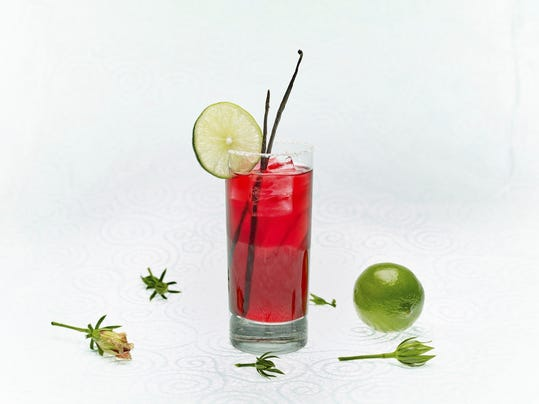 Food Culinary Institute Of America Hibiscus Margarita (2)