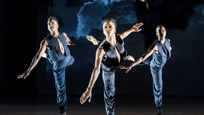 """Choreographer Kyle Abraham and his company Abraham.In.Motion presents a suite of new works, """"When the Wolves Came In,"""" Oct. 8-9,inspired by historical milestones in civil rights."""