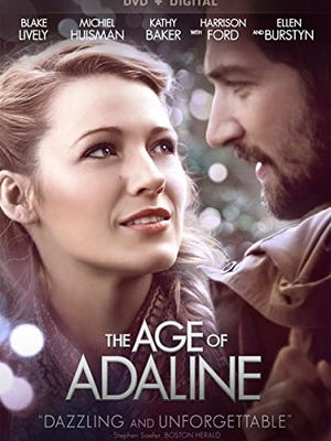 'The Age of Adaline' stars Blake Lively as a woman who stops aging and Michiel Huisman as the man who shows her what she's been missing.
