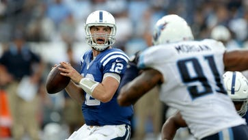 Luck out and other storylines for Colts-Jags