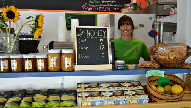 Lisa Daisey, owner of Juicebox in Ocean View, will soon open a second location in downtown Rehoboth Beach.