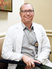 Dr. Jonas Karlsson, a trauma physician at Mission Health. According to a Mission Hospital data review of waterfall injuries from 2016 and 2017, 74 percent of the injuries were considered minor, while 18 percent were severe injuries, with an average hospital stay of four days. Twelve percent were discharged to a skilled nursing facility or to rehabilitation, and 13 percent died in the hospital.