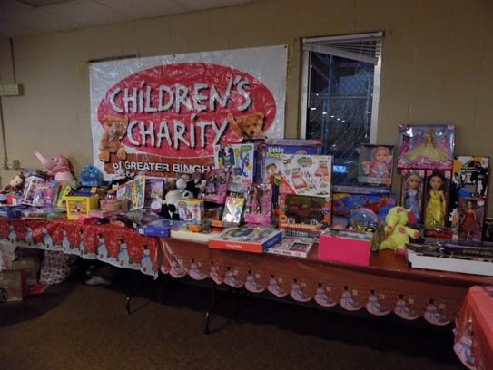 Children's Charity of Greater Binghamton hosts an annual