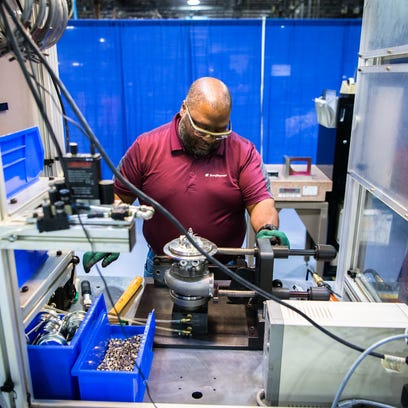 Asheville's economy is increasingly tied to manufacturing. But is it sustainable?