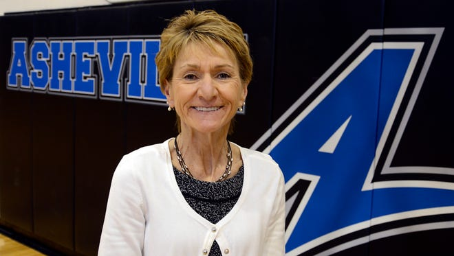 UNC Asheville athletic director Janet Cone