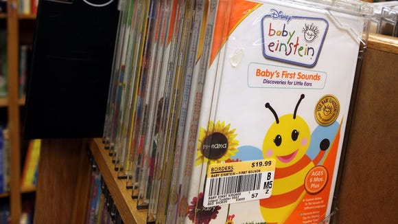 Some programs claiming to teach infants how to read early have been blocked recently by the Federal Trade Commission.