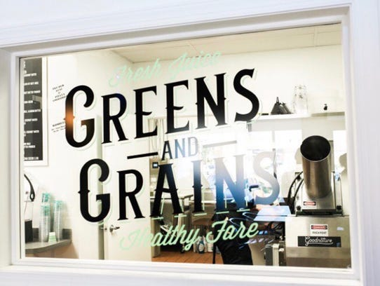 Greens and Grains is opening in Shrewsbury in June.