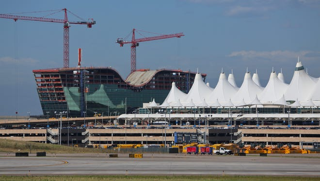 A Westin Hotel is scheduled to open at Denver International Airport in November.