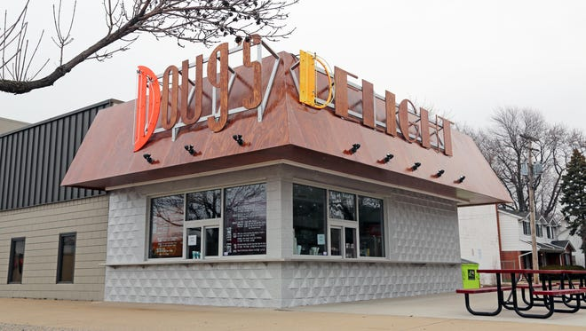 The owners of Mabel Gray have resurrected Doug's Delight, a classic ice cream stand in Hazel Park.