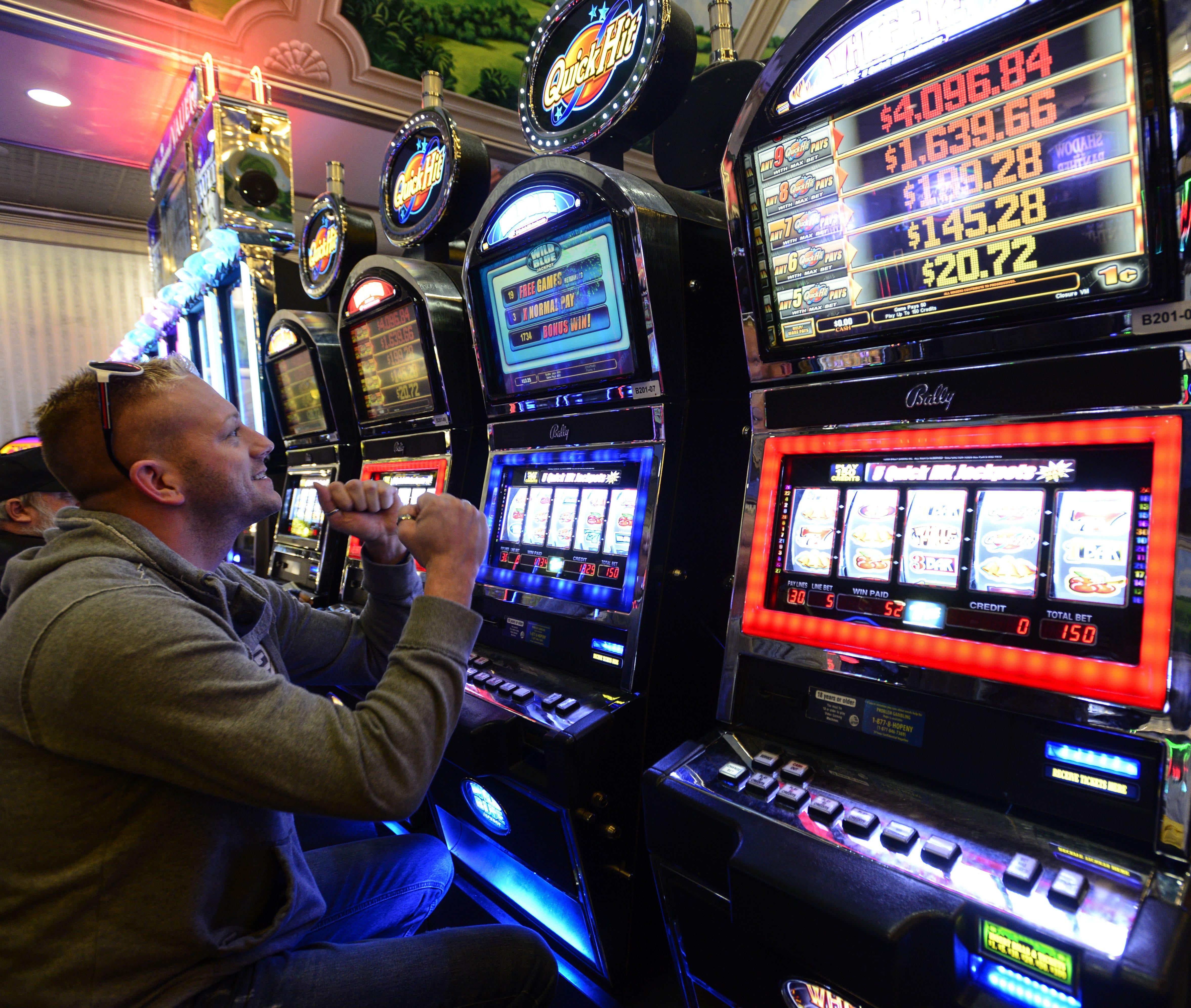 Slot casinos upstate ny crown casino history