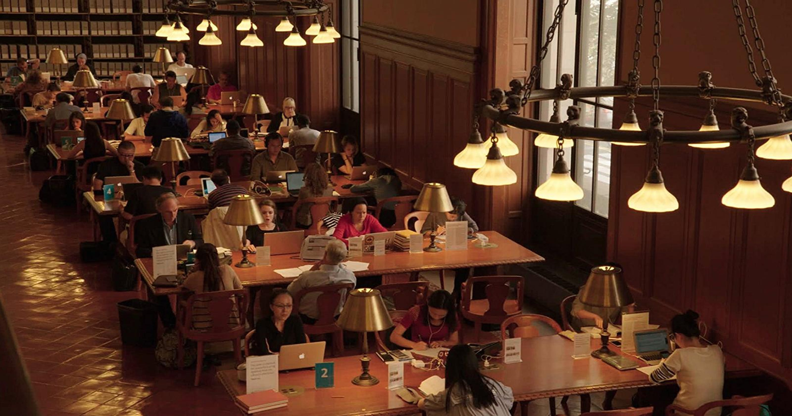Movie Review Ex Libris A Look At A Library Beyond The Books